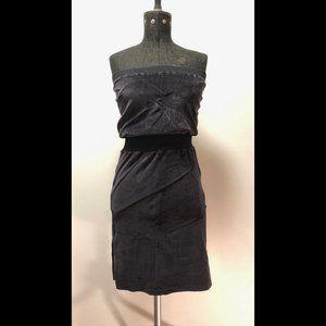 Stussy Girls Marquise Tube Dress – Black Size S